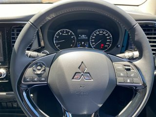2020 Mitsubishi Outlander ZL MY21 LS 2WD White 6 Speed Constant Variable Wagon