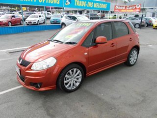 2010 Suzuki SX4 S SERIES Bronze 6 Speed Manual Hatchback
