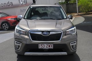 2020 Subaru Forester S5 MY20 Hybrid S CVT AWD Sepia Bronze 7 Speed Constant Variable Wagon Hybrid