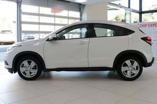 2021 Honda HR-V MY21 VTi-S Platinum White 1 Speed Constant Variable Hatchback