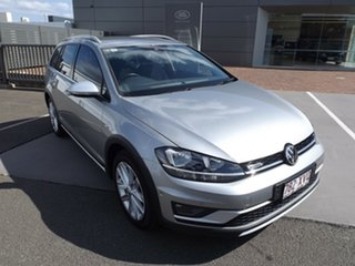 2017 Volkswagen Golf VII MY17 Alltrack DSG 4MOTION 132TSI Tungsten 6 Speed
