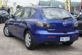 2006 Mazda 3 BK10F1 Neo Blue 5 Speed Manual Hatchback