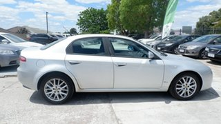 2008 Alfa Romeo 159 JTD Silver 6 Speed Sports Automatic Sedan