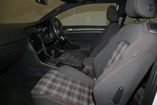 2018 Volkswagen Golf 7.5 MY18 GTI Original White 6 Speed Manual Hatchback