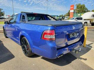 2017 Holden Ute VF II MY17 SS V Ute Redline Blue 6 Speed Sports Automatic Utility