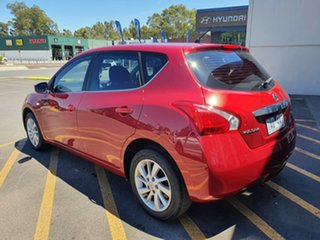 2014 Nissan Pulsar C12 ST-L Red 1 Speed Constant Variable Hatchback