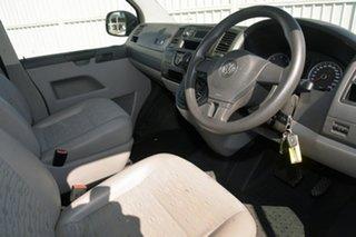 2010 Volkswagen Transporter T5 MY10 Low Roof LWB DSG Silver 7 Speed Sports Automatic Dual Clutch Van