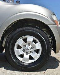 2003 Mitsubishi Pajero NP Exceed LWB (4x4) Beige 5 Speed Auto Sports Mode Wagon