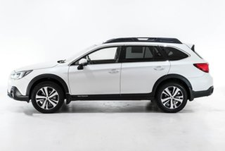 2018 Subaru Outback B6A MY18 3.6R CVT AWD White 6 Speed Constant Variable Wagon