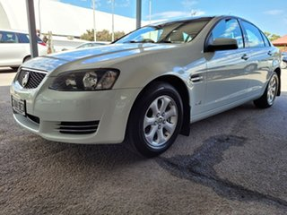 2013 Holden Commodore VE II MY12.5 Omega White 6 Speed Sports Automatic Sedan