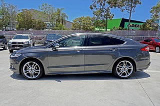 2018 Ford Mondeo MD 2018.25MY Titanium Grey 6 Speed Sports Automatic Hatchback