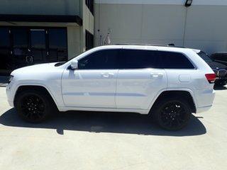 2014 Jeep Grand Cherokee WK MY2014 Blackhawk Candy White & Black Roof 8 Speed Sports Automatic Wagon