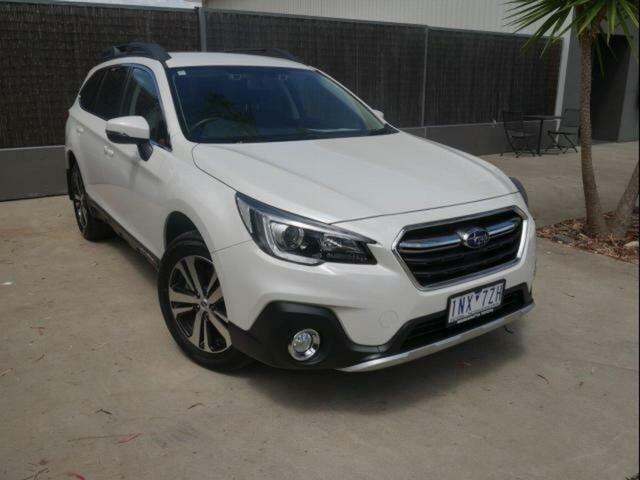 Used Subaru Outback MY18 2.5i AWD Wangaratta, 2018 Subaru Outback MY18 2.5i AWD Continuous Variable Wagon