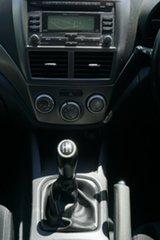 2008 Subaru Impreza G3 MY09 RS AWD Grey 5 Speed Manual Hatchback