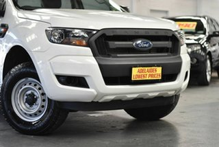 2016 Ford Ranger PX MkII XL Hi-Rider White 6 Speed Sports Automatic Utility