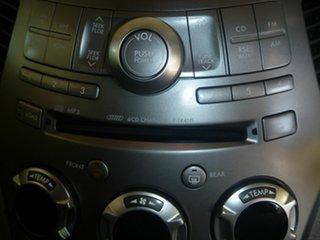 2011 Subaru Tribeca B9 MY11 R AWD Premium Pack White 5 Speed Sports Automatic Wagon
