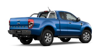 2021 Ford Ranger PX MkIII MY21.25 XLT 2.0 (4x4) Sw3 10 Speed Automatic Super Cab Utility