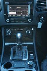 2012 Volkswagen Touareg 7P MY13 150TDI Tiptronic 4MOTION White 8 Speed Sports Automatic Wagon