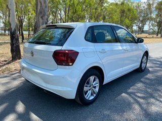 2020 Volkswagen Polo AW MY20 85TSI DSG Comfortline Pure White 7 Speed Sports Automatic Dual Clutch