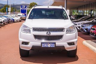 2016 Holden Colorado 7 RG MY16 LTZ White 6 Speed Sports Automatic Wagon.