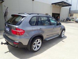 2008 BMW X5 E70 3.0D Executive Earl Grey Metallic 6 Speed Auto Steptronic Wagon