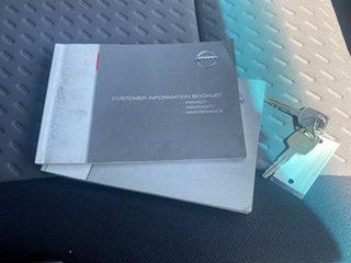 2013 Nissan Navara D22 S5 ST-R Silver 5 Speed Manual Utility