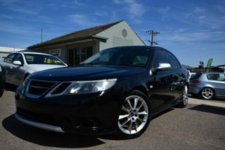 2008 Saab 9-3 MY08 Black Turbo Black 5 Speed Automatic Sedan.