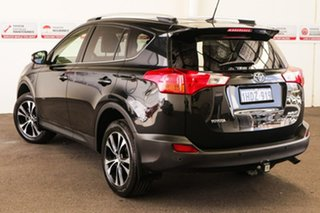 2014 Toyota RAV4 ASA44R MY14 Upgrade Cruiser (4x4) Ink 6 Speed Automatic Wagon.