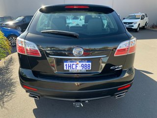 2012 Mazda CX-9 TB10A5 Luxury Activematic AWD Graphite 6 Speed Sports Automatic Wagon.