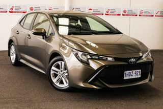 2019 Toyota Corolla Mzea12R Ascent Sport Oxide Bronze 10 Speed Constant Variable Hatchback.
