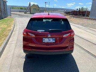 2018 Holden Equinox EQ MY18 LS FWD Burgundy 6 Speed Sports Automatic Wagon.