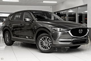 2020 Mazda CX-5 KF2W7A Maxx SKYACTIV-Drive FWD Sport Grey 6 Speed Sports Automatic Wagon.