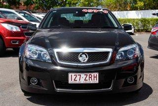 2015 Holden Caprice WN MY15 V Black 6 Speed Sports Automatic Sedan