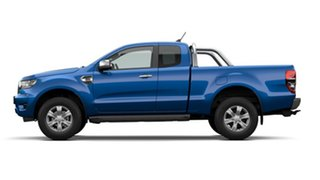 2020 Ford Ranger PX MkIII 2021.25MY XLT Blue Lightning 10 Speed Sports Automatic Super Cab Pick Up.