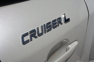 2006 Toyota RAV4 ACA33R Cruiser L White 4 Speed Automatic Wagon