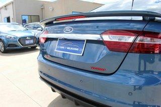 2015 Ford Falcon FG X XR6 Turbo Blue 6 Speed Sports Automatic Sedan.
