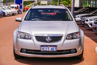 2013 Holden Calais VE II MY12.5 V Sportwagon Silver 6 Speed Sports Automatic Wagon.