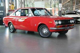1969 Toyota Corona Mk II SL Red 3 Speed Automatic Hardtop.