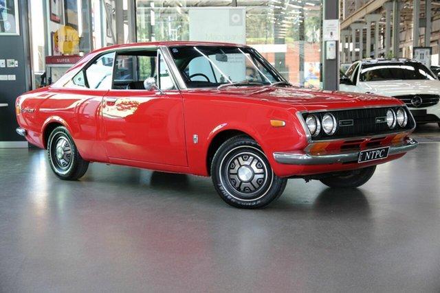 Used Toyota Corona Mk II SL North Melbourne, 1969 Toyota Corona Mk II SL Red 3 Speed Automatic Hardtop
