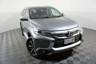 2017 Mitsubishi Pajero Sport QE MY17 Exceed Titanium 8 Speed Sports Automatic Wagon.
