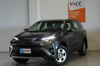 2018 Toyota RAV4 ZSA42R GX 2WD Grey 7 Speed Constant Variable Wagon.