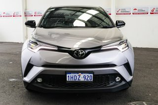 2019 Toyota C-HR NGX10R Koba S-CVT 2WD Shadow Platinum & Black Roof 7 Speed Constant Variable Wagon