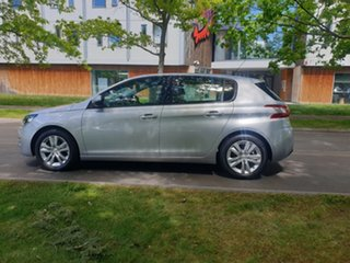 2017 Peugeot 308 T9 MY17 Active Silver 6 Speed Sports Automatic Hatchback