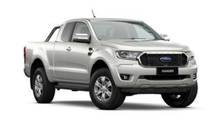 2021 Ford Ranger PX MkIII 2021.25MY XLT White 6 Speed Sports Automatic Super Cab Pick Up