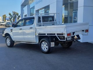 2012 Ford Ranger XL White 6 Speed Automatic DC/CHASSIS.