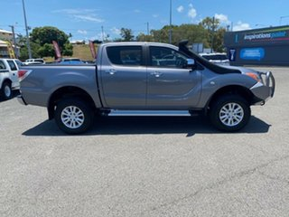2015 Mazda BT-50 UR0YF1 XTR Grey 6 Speed Sports Automatic Utility.