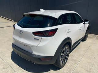 2020 Mazda CX-3 DK2W7A Akari SKYACTIV-Drive FWD Snowflake White 6 Speed Sports Automatic Wagon