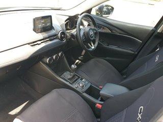 2018 Mazda CX-3 DK2W76 Maxx SKYACTIV-MT FWD Sport Machine Grey 6 Speed Manual Wagon