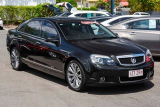 2015 Holden Caprice WN MY15 V Black 6 Speed Sports Automatic Sedan.
