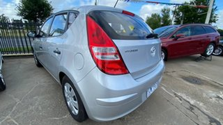 2010 Hyundai i30 FD MY10 SX Silver 5 Speed Manual Hatchback
